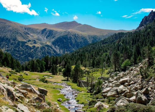 Valle de Madriu Andorra Prestigi Hotels