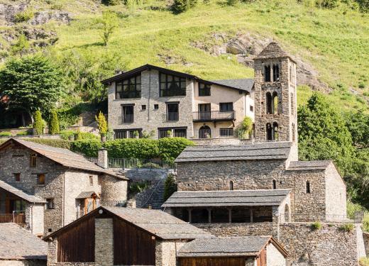 Romanesque in Andorra Prestigi Hotels