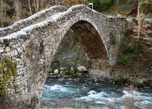 Margineda bridge Andorra Prestigi Hotels