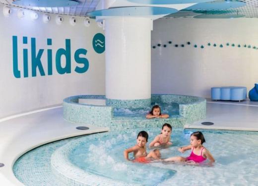 Caldea niños Prestigi Hotels Andorra