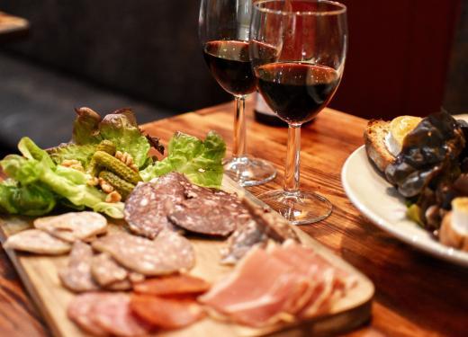 Cuisine de haute montagne Prestigi Hotels Andorre