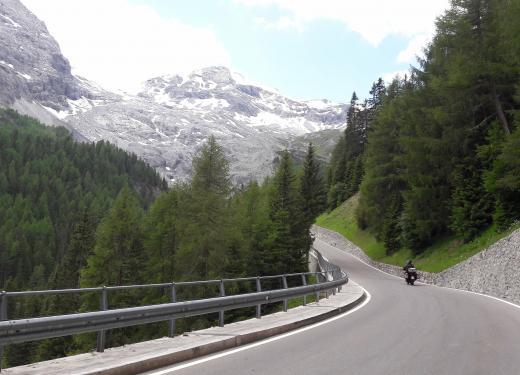 Carreteras moto Prestigi Hotels Andorra