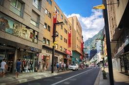 Hotel de 3 estrelles al centre d'Andorra la Vella