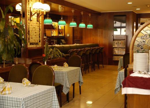 Interior Gran Bufet Restaurant Hotel Andorra Palace Prestigi Hotels Andorra