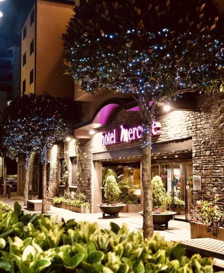 Your 4-star hotel in Andorra la Vella