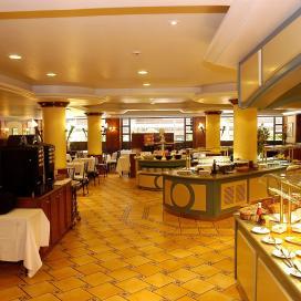 Restaurant bufet Hotel Mercure Andorra