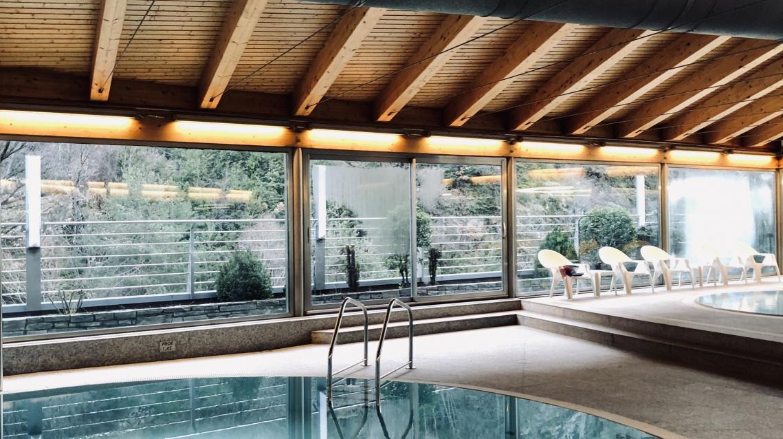 Indoor swimming pool Hotel Tropical Prestigi Hotels Andorra