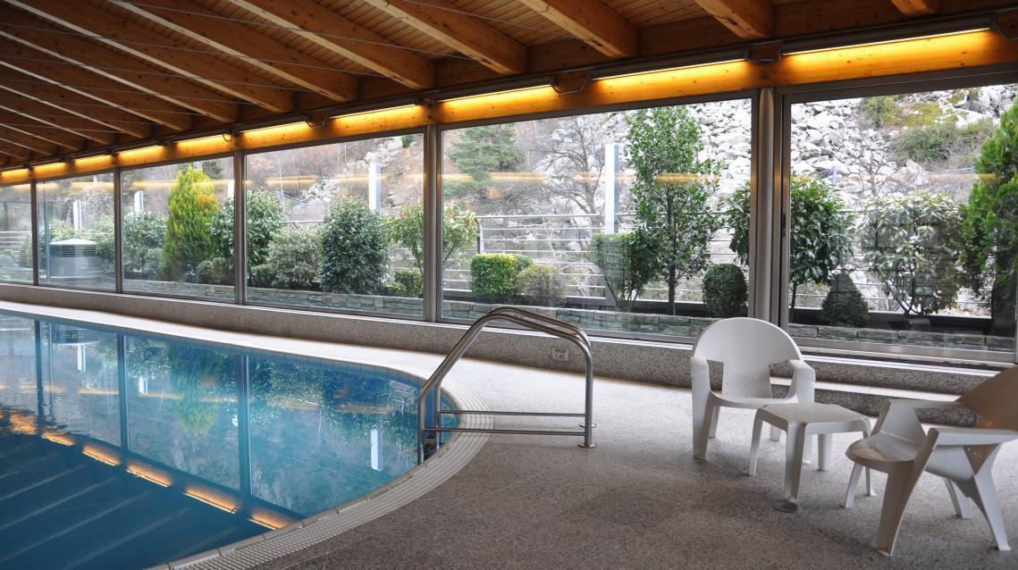 Piscina Hotel Tropical Prestigi Hotels Andorra