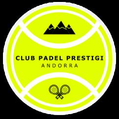 Logo Club de Pádel Prestigi Hotels Andorra