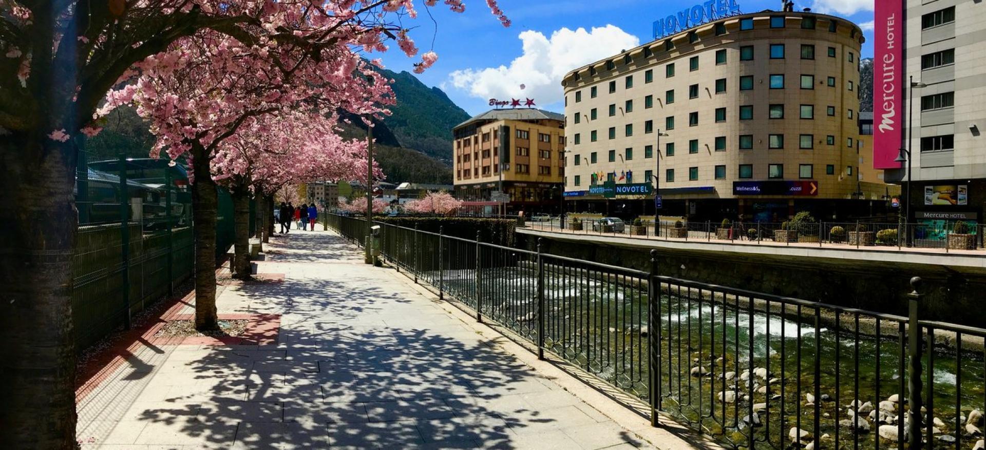 Votre hôtel pour familles à Andorra la Vella