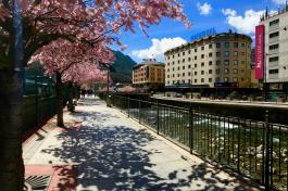 Hotel ideal per a families a Andorra la Vella