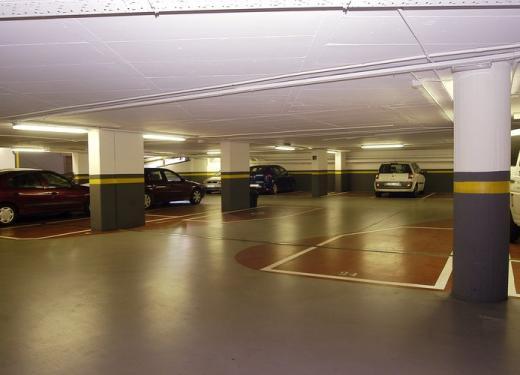 Parking Hotel Novotel Andorra
