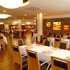 Restaurant lounge Novotel en Andorre