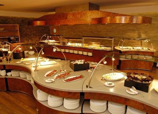 Food ready Gran Bufet Restaurant Hotel Novotel Prestigi Hotels Andorra