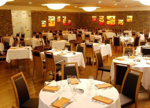 Tables Gran Bufet Restaurant Hotel Novotel Prestigi Hotels Andorra