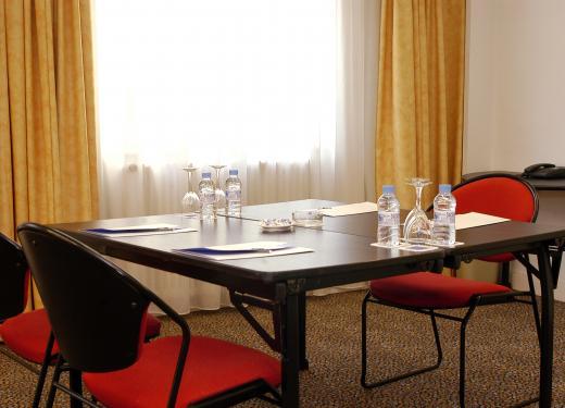 Services de l'hôtel Novotel