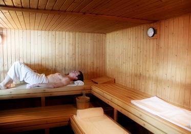 Sauna Wellness & Spa Prestigi Hotels Andorra