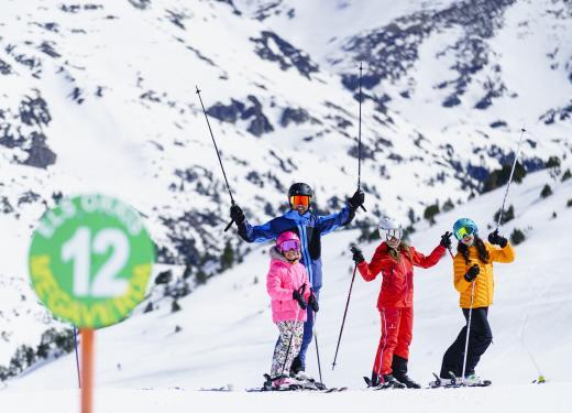 Actividades de invierno para toda la familia en Andorra Prestigi Hotels