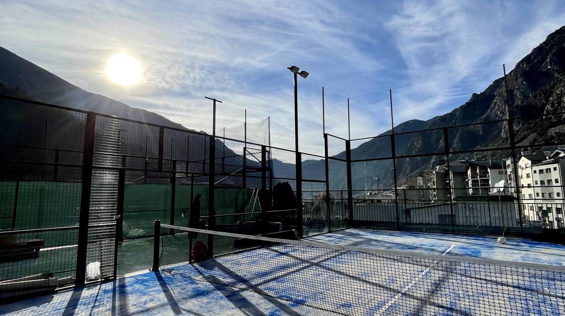Club de pádel Prestigi in Andorra