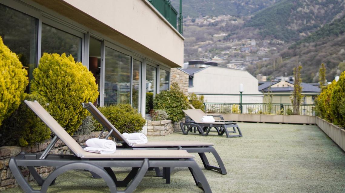 Wellness en Prestigi Hotels
